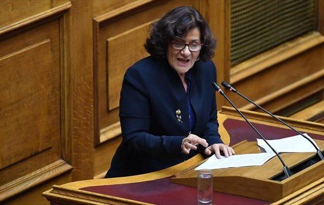 Η Φωτίου προανήγγειλε νομοθετική παρέμβαση για το Γηροκομείο Αθηνών