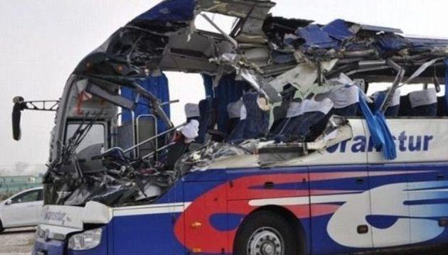 Επτά νεκροί και δεκάδες τραυματίες σε ανατροπή τουριστικού λεωφορείου στη Κούβα