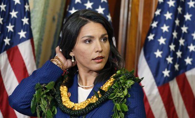 Η 37χρονη Χαβανέζα ινδουίστρια Τούλσι Γκάμπαρντ θέλει να γίνει πρόεδρος των ΗΠΑ