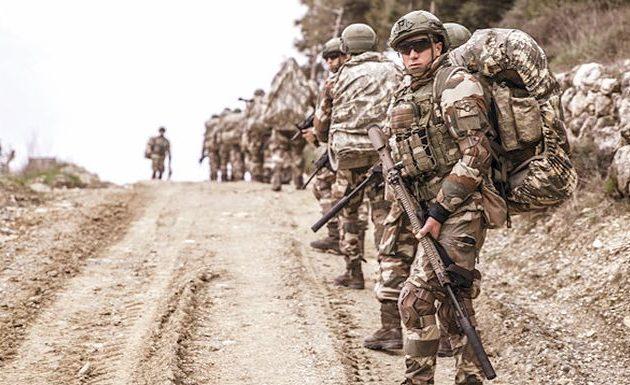 Η Τουρκία συγκέντρωσε 80.000 στρατό για να επιτεθεί στους Κούρδους της Συρίας