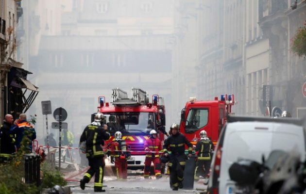 Παρίσι: Τουλάχιστον 4 νεκροί και 36 τραυματίες από έκρηξη αερίου σε αρτοποιείο