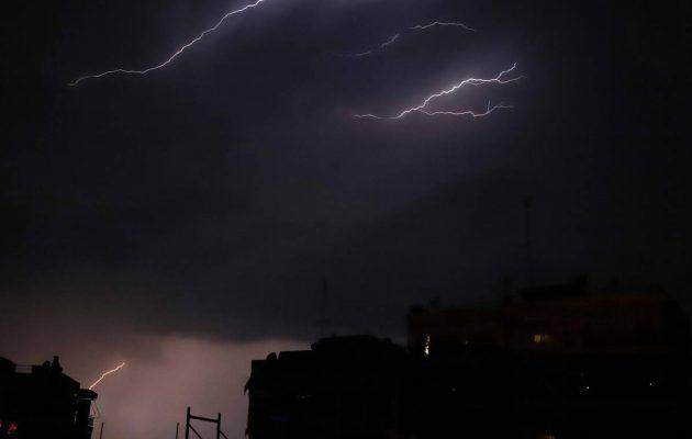 Χαλάει ο καιρός την Τετάρτη – Βροχές και καταιγίδες
