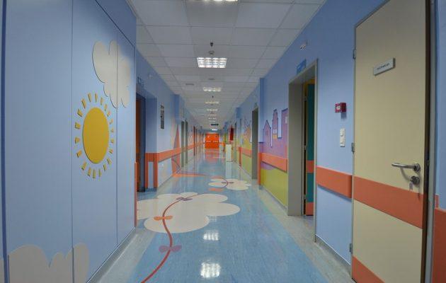 Πώς ο ΟΠΑΠ αλλάζει την εικόνα των δύο παιδιατρικών νοσοκομείων (βίντεο)
