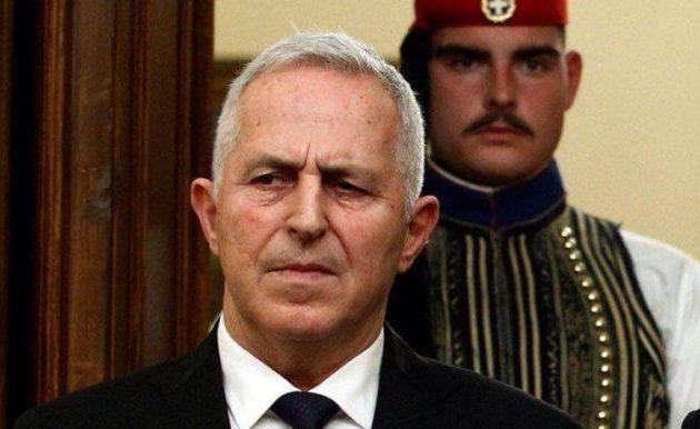 Ο ναύαρχος Αποστολάκης για Πρόεδρος Δημοκρατίας;