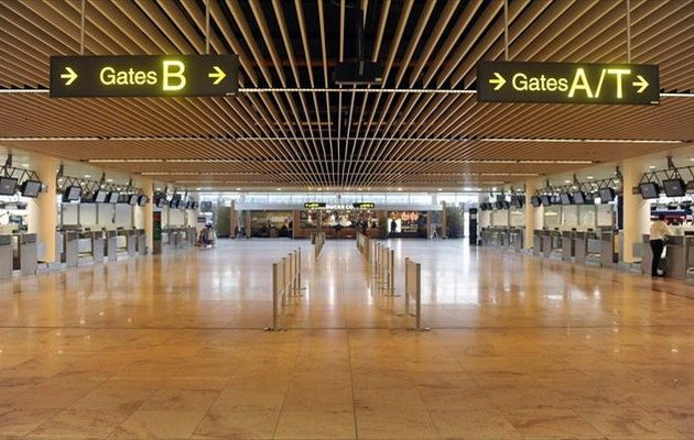 Γενικό «μπλακ άουτ» σε όλες τις πτήσεις στο Βέλγιο λόγω απεργίας