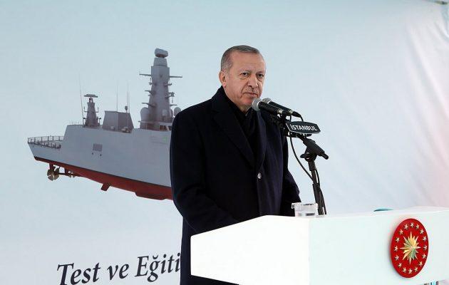 Ο Ερντογάν απέκτησε κατασκοπευτικό σκάφος – Το βγάζει σε Μαύρη Θάλασσα και Ανατολική Μεσόγειο