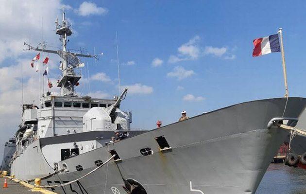 Ο γαλλικός Στόλος στην Κύπρο – Απάντηση στην τουρκική εισβολή στην ΑΟΖ