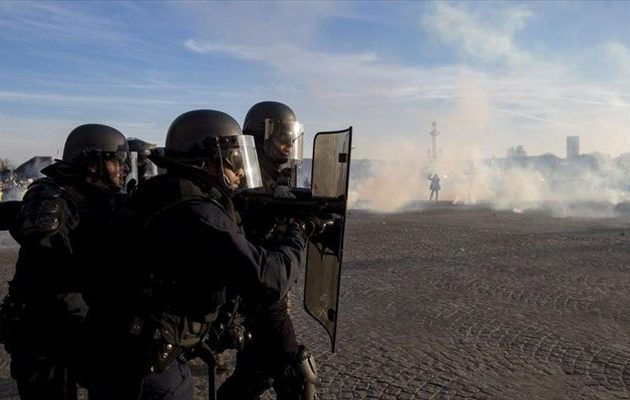 Συμβούλιο της Ευρώπης σε Γαλλία: Να αναστείλετε τη χρήση όπλων τύπου LBD