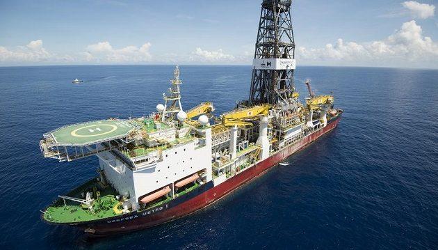 Πλέει στη Μεσόγειο το νέο γεωτρύπανο της Τουρκίας DeepSea Metro-1