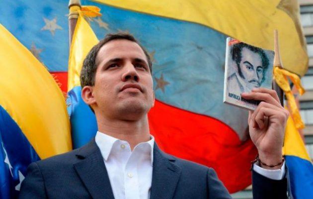 Η Ευρωπαϊκή Ένωση προειδοποίησε τον Μαδούρο να μην συλλάβει τον Γκουάιντο