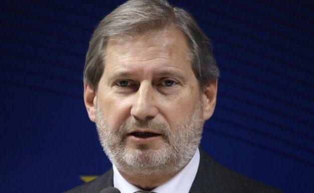 Περίεργη αναφορά Χαν για τη ΝΔ: «Είμαι υπερήφανος που βοήθησε» στην επίλυση του Σκοπιανού