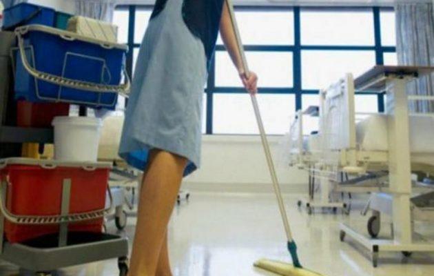 Τι λέει η πολύτεκνη καθαρίστρια για την πλαστογράφηση του απολυτηρίου δημοτικού