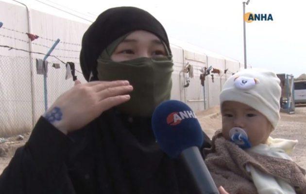 Καζάκα τζιχαντίστρια: «Ήρθα στη Συρία από έρωτα, έκανα πέντε παιδιά, στο τέλος με είχαν ερωτική σκλάβα»