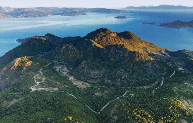 Ενεργό ηφαίστειο μόλις 50 χιλιόμετρα από την Αθήνα – Τί λένε οι επιστήμονες