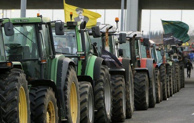 Κλείνουν την Εθνική οδό οι αγρότες – Σε ετοιμότητα για να τους αποτρέψει η Αστυνομία