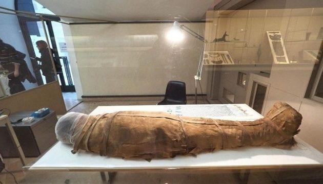 40 μούμιες από την εποχή των Πτολεμαίων εκτίθενται στην Τούνα ελ Γκέμπελ