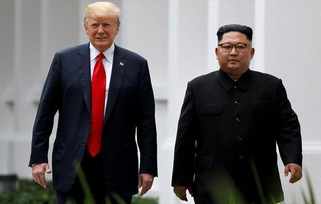 B. Κορέα κατά ΗΠΑ: Δεν έχουμε να χάσουμε τίποτα – Θα απαντάμε σε κάθε μέτρο