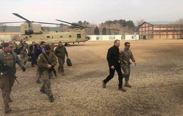 Γιατί ο Αμερικανός υπουργός Άμυνας πήγε ξαφνικά στο Ιράκ