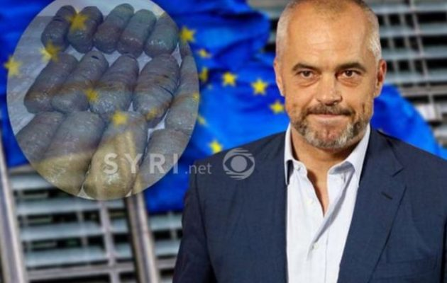 «Κομμένη» η Αλβανία από ΕΕ και ΗΠΑ εξαιτίας διαφθοράς και ναρκωτικών