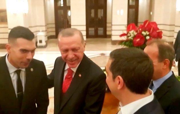 Τι είπε ο μπασκετμπολίστας Κώστας Σλούκας που δείπνησε μαζί με Ερντογάν και Τσίπρα