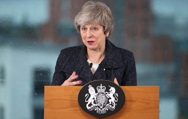 Η Μέι παραιτείται από πρωθυπουργός αλλά θα παραμείνει βουλευτής
