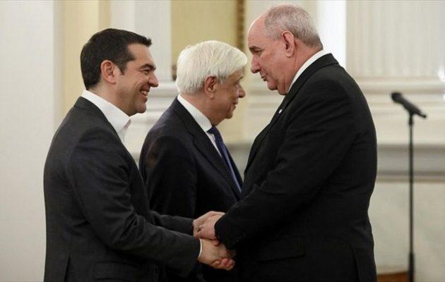Κουίκ: Εμπιστεύομαι τον πατριώτη Τσίπρα- Θα πάει την Ελλάδα μπροστά
