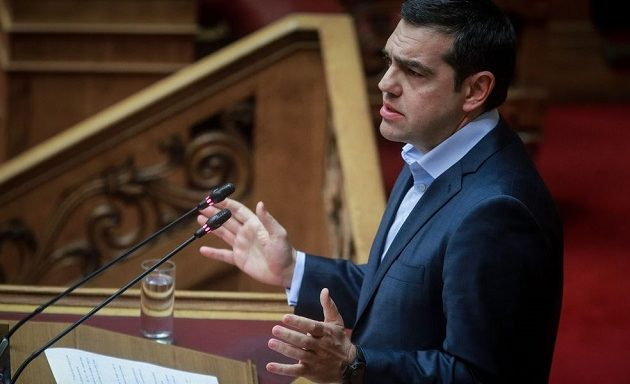 Τσίπρας: Πολιτικό παιχνίδι Μητσοτάκη- Δεν επιθυμεί Παυλόπουλο γιατί έχει τάξει τη θέση στο ΚΙΝΑΛ