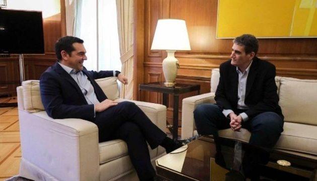 Ο δημοσιογράφος Χρ. Γιαννούλης υποψήφιος περιφερειάρχης Κεντρικής Μακεδονίας με τον ΣΥΡΙΖΑ