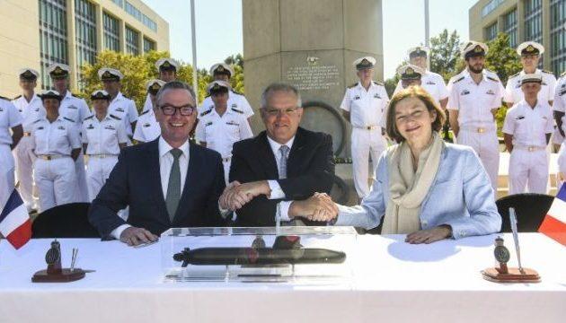 Έπεσαν οι υπογραφές: Αυστραλία και Γαλλία θα φτιάξουν μαζί 12 υποβρύχια