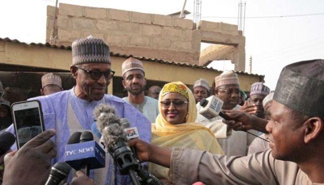 Επανεξελέγη πρόεδρος στη Νιγηρία ο Μουχαμαντού Μπουχάρι