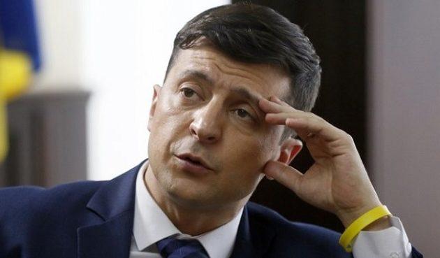 Θετικός στον κορωνοϊό ο Πρόεδρος της Ουκρανίας Βολοντίμιρ Ζελένσκι