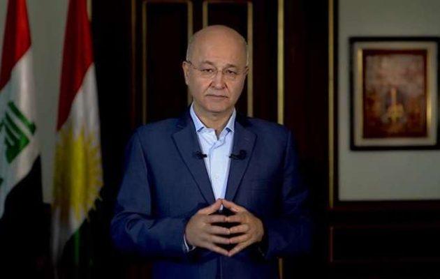 Ο Πρόεδρος του Ιράκ καλεί τους Χριστιανούς να επιστρέψουν στη χώρα