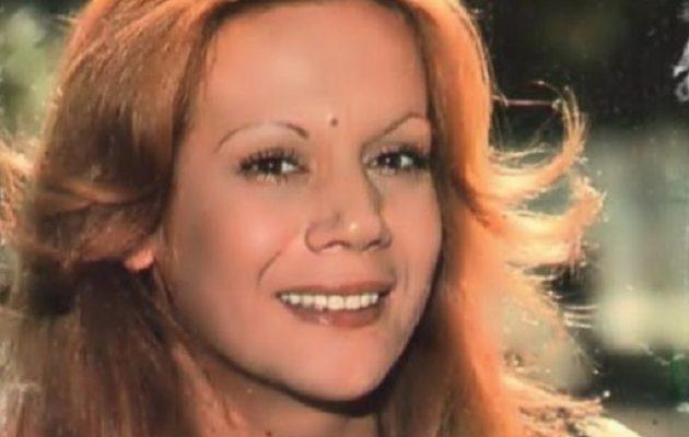 Πέθανε η Ρένα Βουτσινά, η «Γαρουφαλλιά» του «Μεθοριακού Σταθμού»