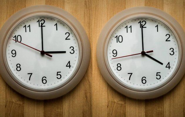 Προσοχή αλλάξτε την ώρα στα ρολόγια σας – Η ιστορία της αλλαγής ώρας