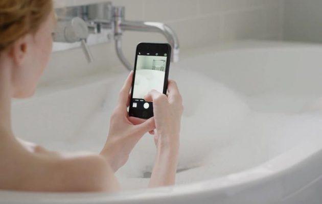 14χρονη έχασε τη ζωή της από κινητό τηλέφωνο που έπεσε στη μπανιέρα της