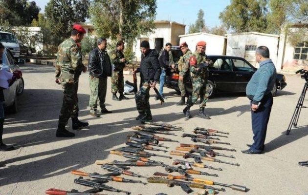 Η κυβέρνηση Άσαντ έχει δώσει αμνηστία σε περισσότερους από 40.000 στασιαστές