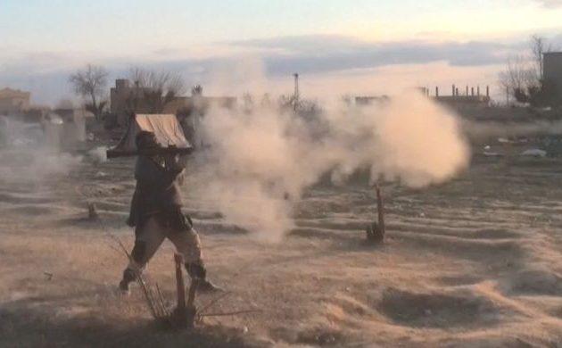 Το Ισλαμικό Κράτος έχει 5.000 ταμπουρωμένους στη Μπαγούζ – Άγριες μάχες
