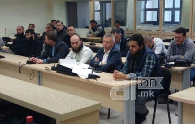 Βόρεια Μακεδονία: Καταδικάστηκαν επτά Αλβανοί μέλη του Ισλαμικού Κράτους