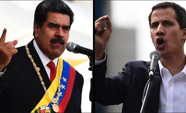 Μαδούρο: Να είστε βέβαιοι ότι η ημέρα σύλληψης του Γκουάιντο θα έρθει