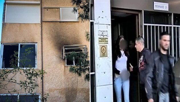 Τι είπε η μάνα του μωρού που κάηκε ζωντανό στη Βάρκιζα μέσα από τη φυλακή