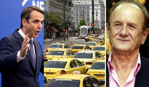 Ο Θύμιος Λυμπερόπουλος ξεμπροστιάζει τον Μητσοτάκη: Λέει προεκλογικά ψέμματα