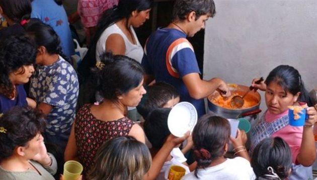 Σε ύψη ρεκόρ καλπάζει η φτώχεια στην Αργεντινή