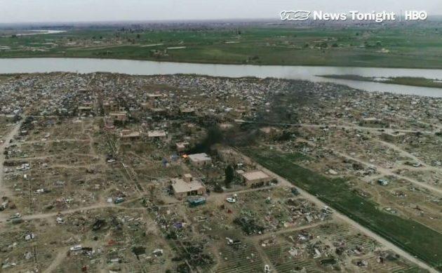 Στα χέρια των Κούρδων το τελευταίο οχυρό του Ισλαμικού Κράτους ανατολικά του Ευφράτη