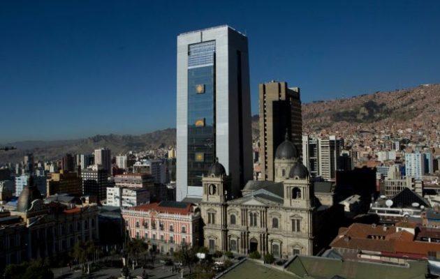 Έλληνας που ζει στη Βολιβία αποκαλύπτει την αλήθεια για τον ουρανοξύστη του… Μοράλες
