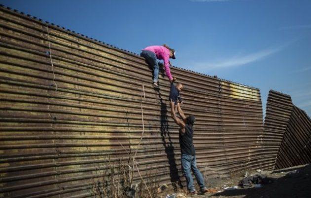Το Πεντάγωνο ξεκινά το χτίσιμο μέρους του τείχους με το Μεξικό μήκους 91 χλμ