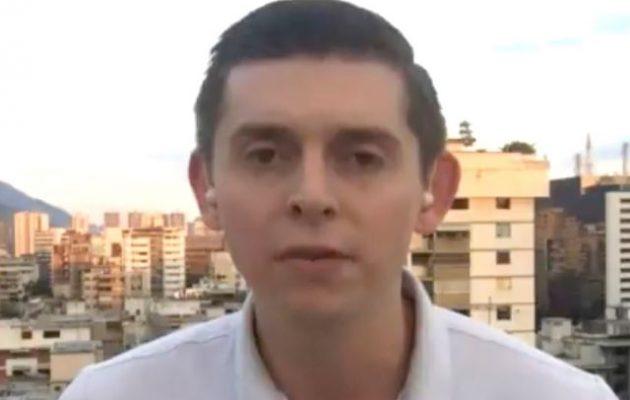 Ελεύθερος ο Αμερικανός δημοσιογράφος που είχε συλληφθεί στη Βενεζουέλα