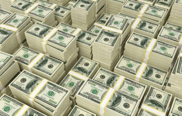 2 τρισ. δολάρια κατηγορούνται ότι «ξέπλυναν» μεταξύ 1999-2017 πέντε μεγάλες τράπεζες