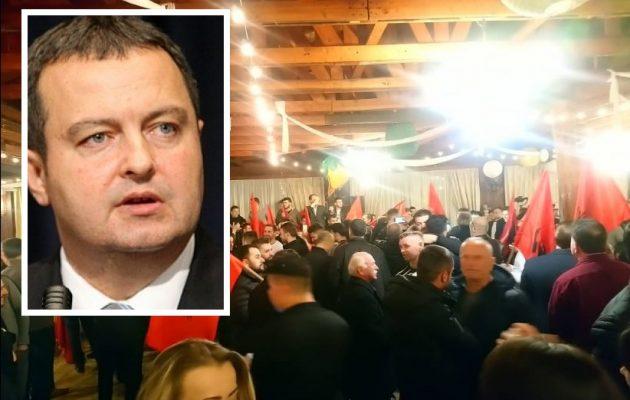 H Μεγάλη Αλβανία είναι απειλή και για την Ελλάδα λέει ο Σέρβος ΥΠΕΞ
