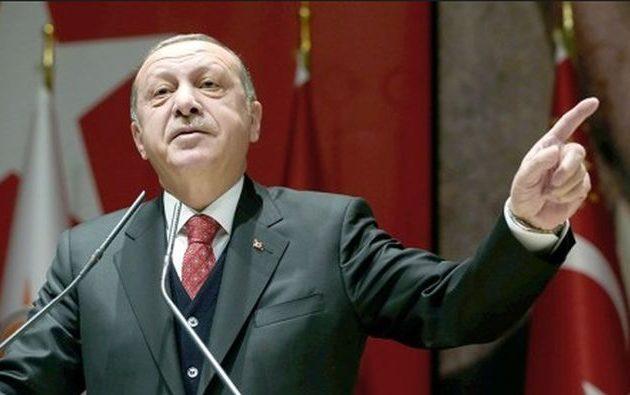 Ερντογάν: Η Ρωσία είναι θετική να καταλάβει η Τουρκία την Κομπάνι