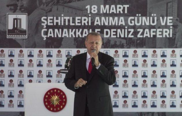 Τι φοβάται ο Ερντογάν; «Θα φύγετε σε φέρετρα εάν έρθετε να πάρετε την Κωνσταντινούπολη»